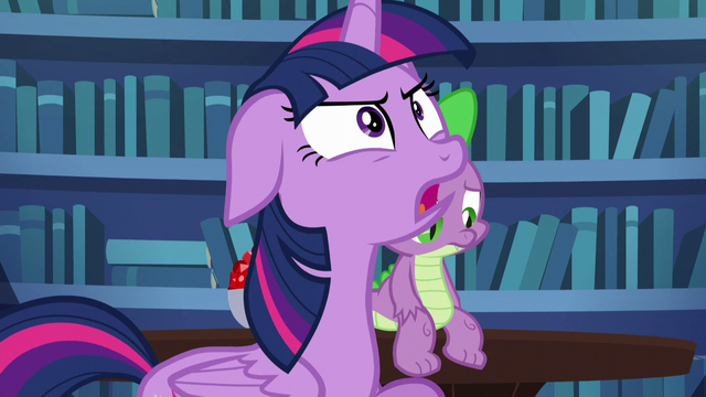 """File:Twilight Sparkle """"while I was away"""" S5E22.png"""