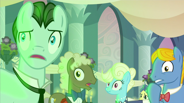 File:Background ponies gasping S2E26.png