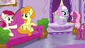 Ponies mingle at the Day Spa S6E10.png
