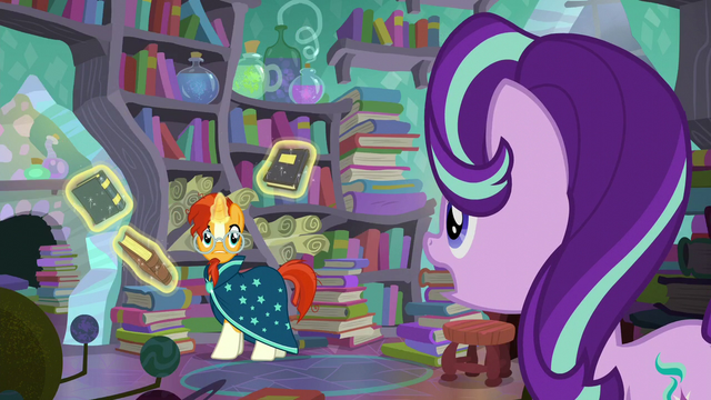 "File:Starlight ""Haven't you looked outside?"" S6E2.png"