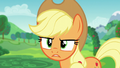 """Applejack """"he'd pull you from our charity festival"""" S5E24.png"""