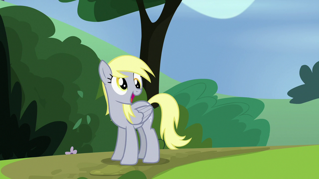 File:Derpy looking pleased S7E4.png