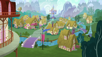 Afternoon in Ponyville S6E7