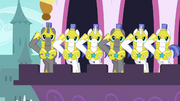 Royal Guards saluting S2E25.png