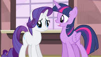 Twilight 'you shouldn't be nervous about' S4E13