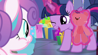 "Twilight Sparkle ""you're one smart cookie"" S7E3"