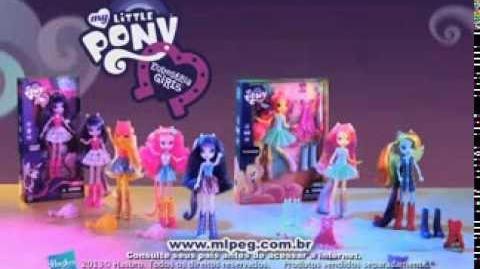 Bonecas - My Little Pony - Equestria Girls.