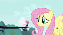 Fluttershy and grateful Seabreeze S4E16