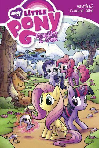 File:My Little Pony Omnibus Volume 1.jpg