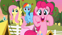 Pinkie Pie excited 2 S2E15