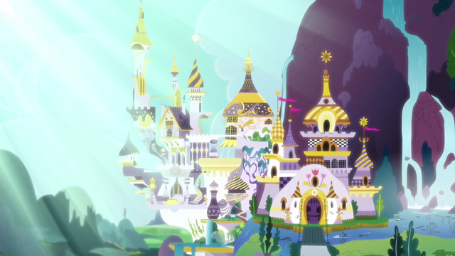 File:A very bright sunlight at Canterlot S4E26.png