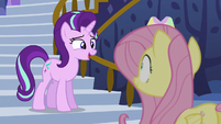 """Starlight Glimmer """"why didn't you stop them?"""" S6E21"""