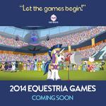 Equestria Games poster