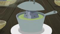 Pot of rock soup S5E20