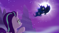 "Princess Luna ""be careful who you trust!"" S6E25"