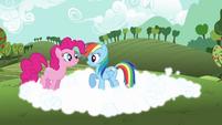 Pinkie Pie 'Hey Rainbow Dash' S3E3