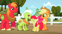The Apple Family S2E12
