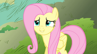 "Fluttershy ""don't you look so content"" S4E23"
