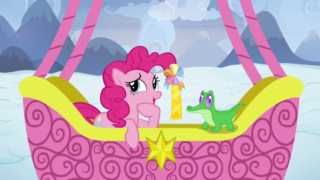 """File:Pinkie Pie """"that was a hard one, Gummy"""" S7E11.png"""