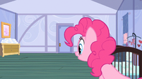 Pinkie Pie can't find twins S2E13