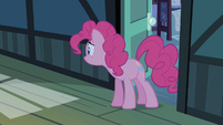Pinkie Pie clicking tongue S2E13