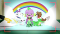 Ray rejoining the Mane Six's pets SS7.png