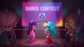 Twilight and Rainbow have a dance off EGM5.png