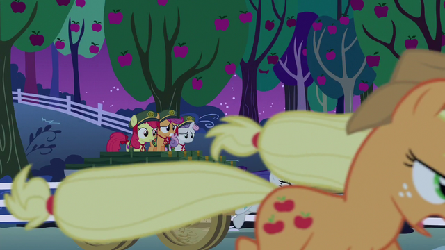 File:Applejack guides her friends to the barn S6E15.png
