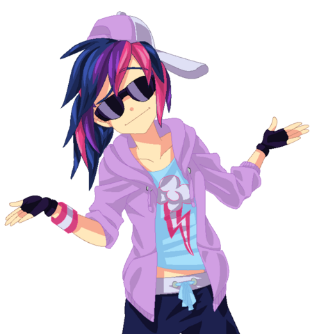 File:FANMADE Twilight Dash human shrug.png