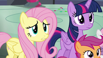 Fluttershy worried S6E7