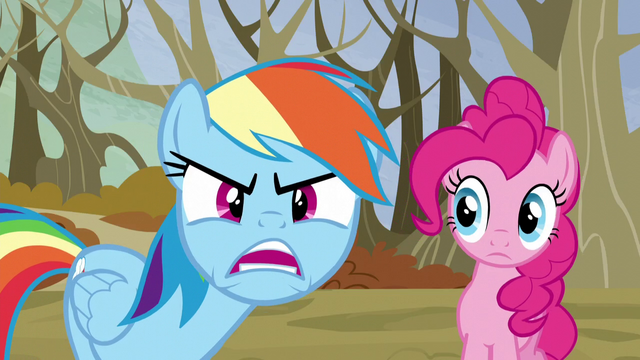 """File:Rainbow """"What are you looking at?!"""" S5E5.png"""
