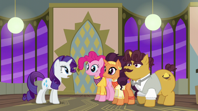 """File:Rarity """"how many other ponies are coming?"""" S6E12.png"""