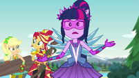 "Twilight Sparkle ""take this place away!"" EG4"