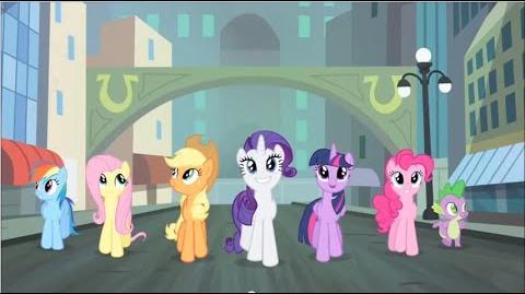 -Ukrainian- My Little Pony - Generosity Song -HD-
