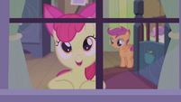 Apple Bloom has an idea S4E17
