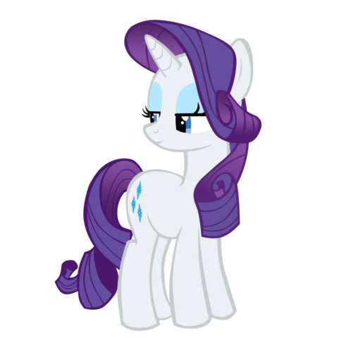 File:FANMADE Rarity not amused.png