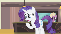 Rarity '...of your friendship the way I did' S4E08