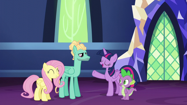 "File:Twilight Sparkle ""they're your new job"" S6E11.png"