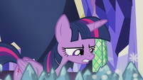 "Twilight ""I think we better find out!"" S5E25"