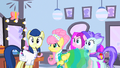 Fluttershy & group Go! S1E20.png