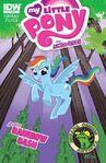 Comic micro 2 Iguana Comics cover