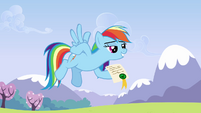 Rainbow 'Like I wasn't gonna get in' S3E7