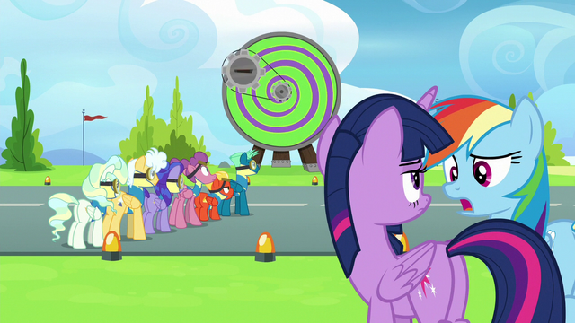 """File:Rainbow Dash """"do you think they're still mad?"""" S6E24.png"""