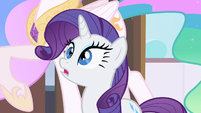 Rarity amazed S2E9