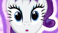 Rarity being restored S3E13