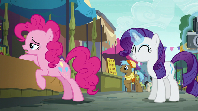 "File:Pinkie Pie sad ""yup"" S6E3.png"