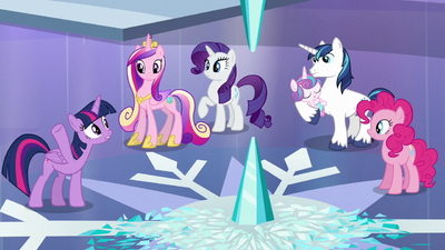 """Twilight """"The crystal library is enormous!"""" S6E2"""