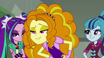 "Adagio Dazzle ""why? because you didn't?"" EG2"
