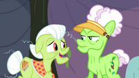 "Granny Smith ""we were just usin' it to help"" S3E8"