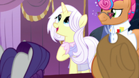 """Lily Lace """"it means so much to me!"""" S7E9"""